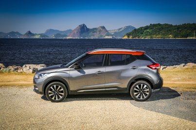 Nissan revela mundialmente o seu mais novo crossover compacto: Kicks