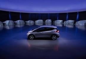 GM apresentará, em breve, dois novos veículoselétricos