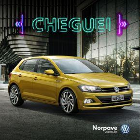 Novo Polo chega às concessionárias VW emLondrina