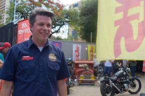 Criador do Motor Show quer transformar Londrina na 'capital a motor' doPaís