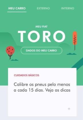 Fiat lança aplicativo para donos de Argo eToro