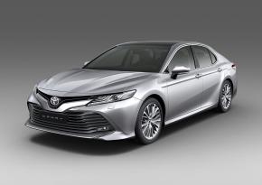 Toyota vai trazer o sedã Camry para o Brasil por R$189.990