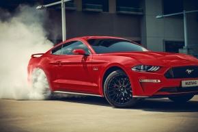 Pré-venda do Mustang GT Premium começa hoje por R$299.900